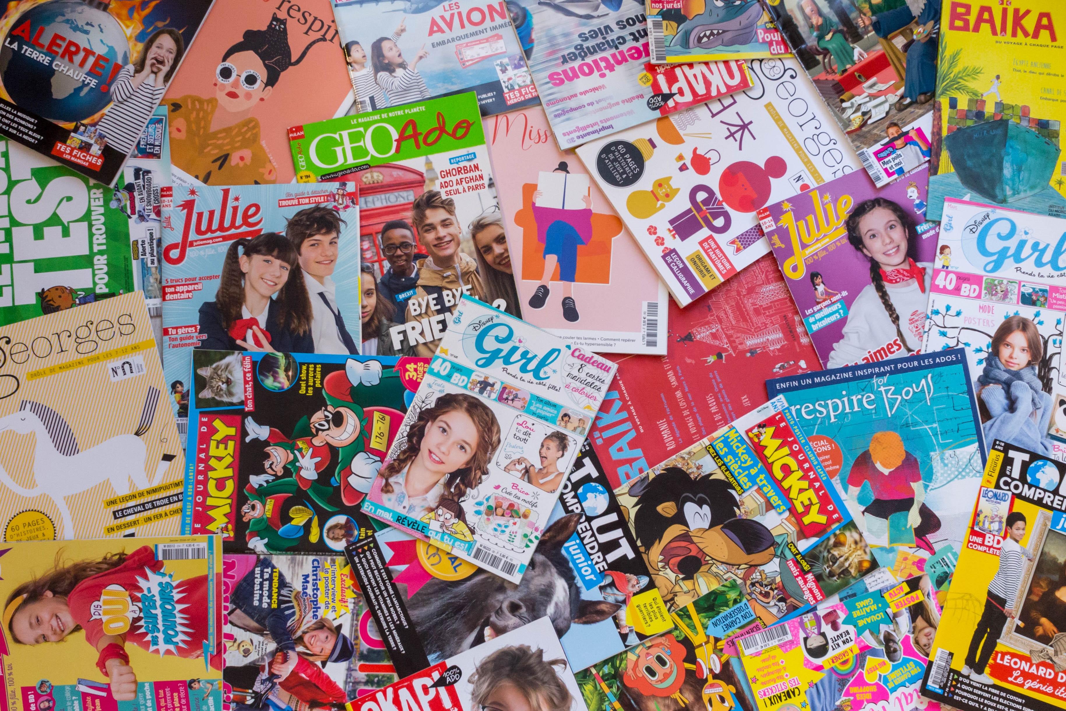 La presse jeunesse en 2019. Quelles représentations la presse jeunesse contemporaine  a-t-elle des filles et des garçons ?
