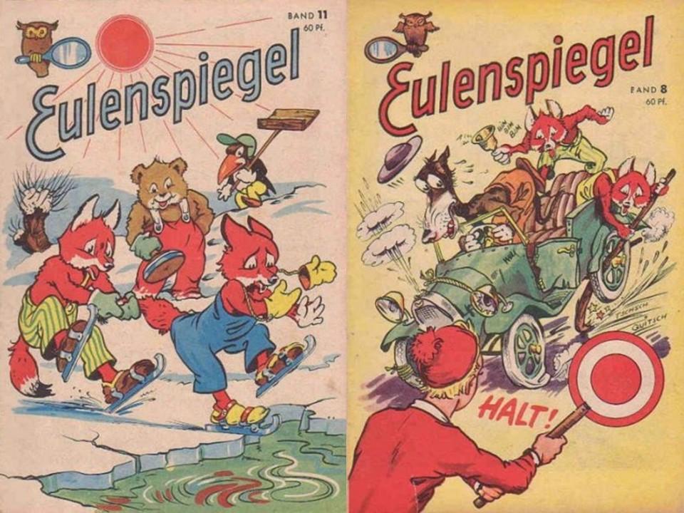 Enquête sur la culture et la médiation de la bande dessinée en Allemagne